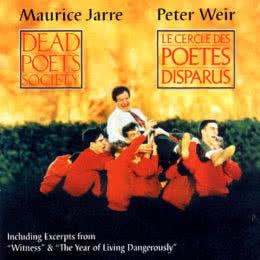 Обложка к диску с музыкой из фильма «Общество мёртвых поэтов»