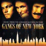 Маленькая обложка диска c музыкой из фильма «Банды Нью-Йорка»