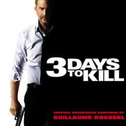 Обложка к диску с музыкой из фильма «3 дня на убийство»