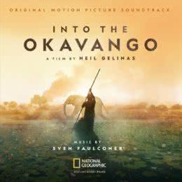 Обложка к диску с музыкой из фильма «По Окаванго»