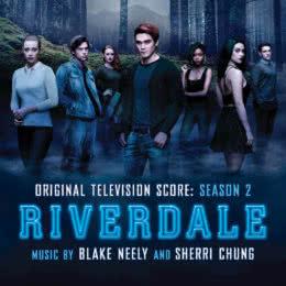 Обложка к диску с музыкой из сериала «Ривердэйл (2 сезон)»