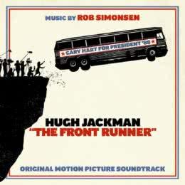 Обложка к диску с музыкой из фильма «Как не стать президентом»