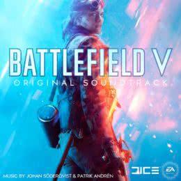 Обложка к диску с музыкой из игры «Battlefield V»