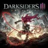 Маленькая обложка диска c музыкой из игры «Darksiders III»