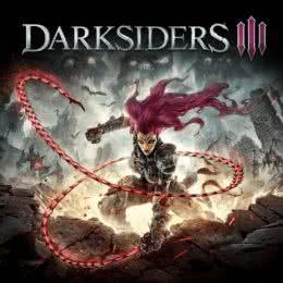 Обложка к диску с музыкой из игры «Darksiders III»