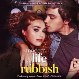 Обложка к диску с музыкой из фильма «Современная жизнь – отстой»