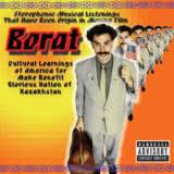 Маленькая обложка диска c музыкой из фильма «Борат»