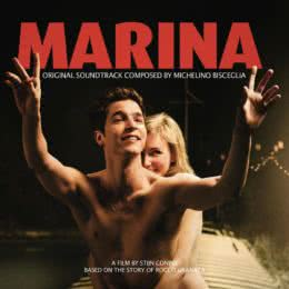 Обложка к диску с музыкой из фильма «Марина»