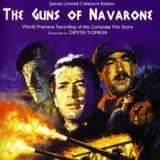 Маленькая обложка диска c музыкой из фильма «Пушки острова Наварон»