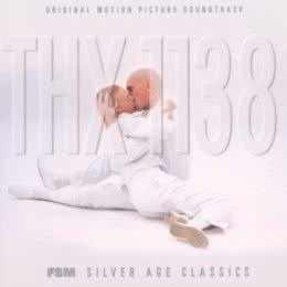 Обложка к диску с музыкой из фильма «Галактика ТНХ-1138»