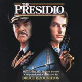 Маленькая обложка диска c музыкой из фильма «Президио»