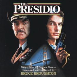 Обложка к диску с музыкой из фильма «Президио»