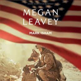 Обложка к диску с музыкой из фильма «Меган Ливи»