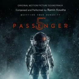 Обложка к диску с музыкой из фильма «5-й пассажир»