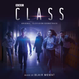 Обложка к диску с музыкой из сериала «Класс (1 сезон)»