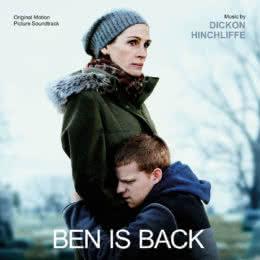 Обложка к диску с музыкой из фильма «Вернуть Бена»