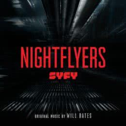 Обложка к диску с музыкой из сериала «Летящие сквозь ночь (1 сезон)»