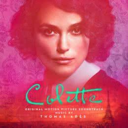 Обложка к диску с музыкой из фильма «Колетт»