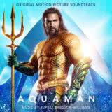 Маленькая обложка к диску с музыкой из фильма «Аквамен»