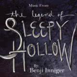 Маленькая обложка к диску с музыкой из фильма «Легенда о Сонной Лощине»