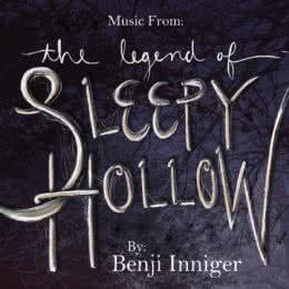 Обложка к диску с музыкой из фильма «Легенда о Сонной Лощине»