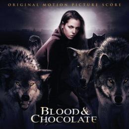 Обложка к диску с музыкой из фильма «Кровь и шоколад»