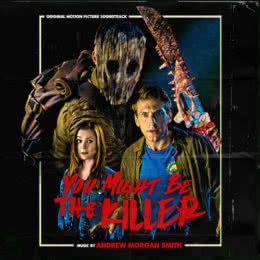 Обложка к диску с музыкой из фильма «Ты, должно быть, убийца»