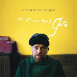 Обложка к диску с музыкой из фильма «Ван Гог. На пороге вечности»