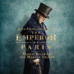Обложка к диску с музыкой из фильма «Император Парижа»