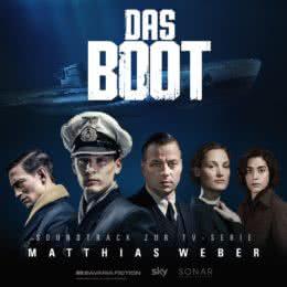 Обложка к диску с музыкой из сериала «Подводная лодка (1 сезон)»