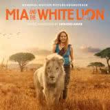Маленькая обложка к диску с музыкой из фильма «Девочка Миа и белый лев»