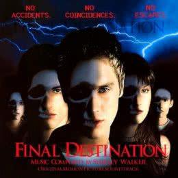 Обложка к диску с музыкой из фильма «Пункт назначения»
