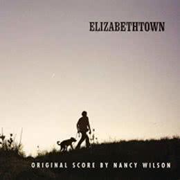 Обложка к диску с музыкой из фильма «Элизабеттаун»