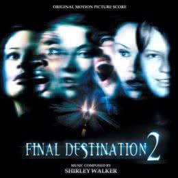 Обложка к диску с музыкой из фильма «Пункт назначения 2»