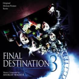 Обложка к диску с музыкой из фильма «Пункт назначения 3»