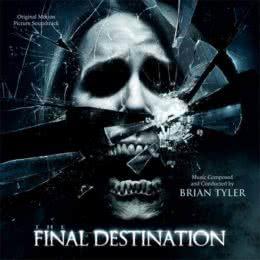 Обложка к диску с музыкой из фильма «Пункт назначения 4»