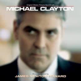 Обложка к диску с музыкой из фильма «Майкл Клейтон»