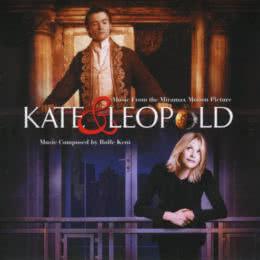 Обложка к диску с музыкой из фильма «Кейт и Лео»