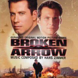 Обложка к диску с музыкой из фильма «Сломанная стрела»