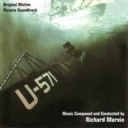 Обложка к диску с музыкой из фильма «Ю-571»