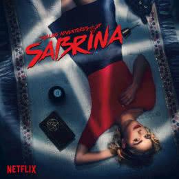 Обложка к диску с музыкой из сериала «Леденящие душу приключения Сабрины (1 сезон)»