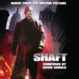 Обложка к диску с музыкой из фильма «Шафт »