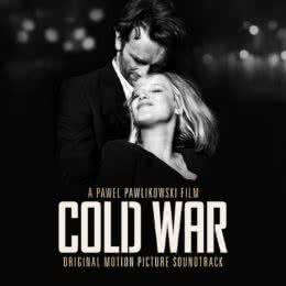 Обложка к диску с музыкой из фильма «Холодная война»