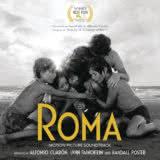 Маленькая обложка к диску с музыкой из фильма «Рома»