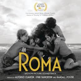 Обложка к диску с музыкой из фильма «Рома»
