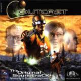 Маленькая обложка диска c музыкой из игры «Outcast»