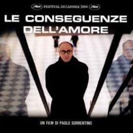 Обложка к диску с музыкой из фильма «Последствия любви»