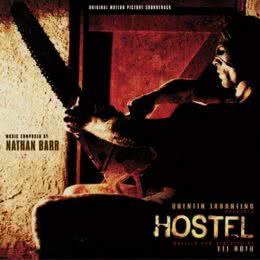 Обложка к диску с музыкой из фильма «Хостел»