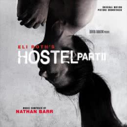 Обложка к диску с музыкой из фильма «Хостел 2»