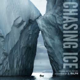 Обложка к диску с музыкой из фильма «Погоня за ледниками»